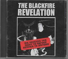 THE BLACKFIRE REVELATION -Gold And Guns On 51- 5 track CD