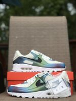 Nike Air Max 90 Bubble Pack White CT5066-100 Mens Sneakers