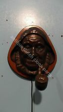 ADVERTISING BRONZE SAILOR HEAD LITE EYES AND ELECTRIC LIGHTER
