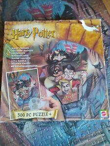"HARRY POTTER ""Gringotts Bank"" 300 Large piece Jigsaw puzzle by MATTEL"