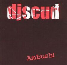 DJ Scud AMBUSH cd new sealed IDM drum and bass Rephlex