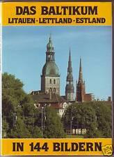 La regione baltica Lituania Lettonia Estonia 144 immagini 1990