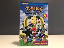 Pokemon Diamond and Pearl Adventure!, Volume 8 by Shigekatsu Ihara Paperback
