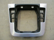 Schaltrahmen VW Passat 3C Abdeckung Mittelkonsole ALU gebürstet 3C0864263A