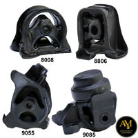 For Honda Prelude 88-01 w// Manual Transmission Rear Engine Mount MTC 50810SS0000