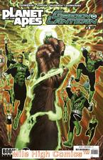 Planet Of The Apes/Green Lantern (2017 Series) #1 Van Near Mint Comics Book