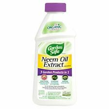 Garden Safe Hg-93179 Neem Oil Extract Concentrate, 16-Fluid Ounces Pack of 1