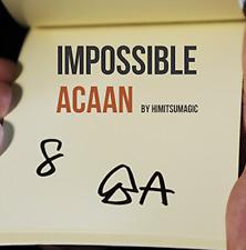 Impossible Acaan by Himitsu Magic