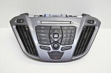 Ford Transit Custom Multimedia Control Panel Satnav Radio Telephone
