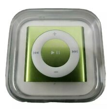 Green iPod Shuffle 4th Generation 2GB MC750LL/A. SEALED