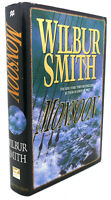 Wilbur Smith MONSOON  1st Edition 1st Printing