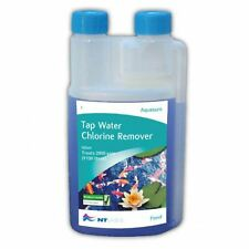 NT Labs Pond Aid Aquasure Tap Water Chlorine Remover 500ml Pond Treatment