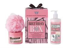 Soap & Glory The Birthday Box Gift Set New