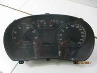 Compteur Tableau de Bord Intégré Compte-Tours VW Polo (9N_) 1.4 16V 6Q0920803A