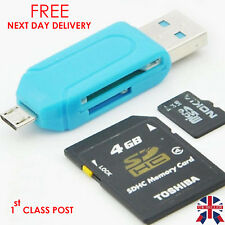 USB 3.0 SD Lecteur de carte mémoire SDHC SDXC MMC Micro Mobile T-Flash