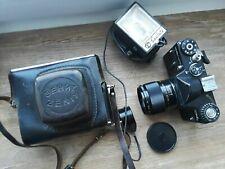 Russian camera Zenit EM 35mm SLR with MC INDUSTAR-61 L/Z 50mm