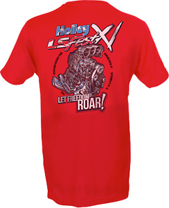 Holley 10248-3XHOL LS Fest 2020 Main Event Tee