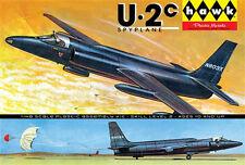 Lindberg Hawk 421 Lockheed U-2C Spyplane  Model Kit 1/48