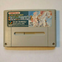Tales Of Phantasia (Nintendo Super Famicom SNES SFC, 1995) Japan Import