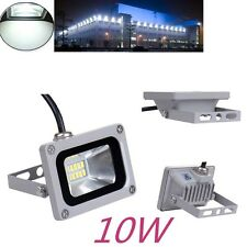 220V 10W LED SMD Floodlight Cool White Garden Spot Light Outdoor Lamp IP65