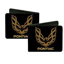 Wallet Pontiac Firebird Gold POD