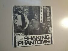 "SHAKING PHANTOMS:I'LL Get Around-Jealous Girl-Denmark 7"" 67 ECCO Records 124 PSL"