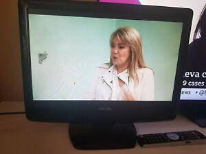 "TOSHIBA LCD TV 19"" good condition"