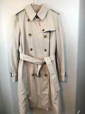 NEW! BURBERRY London Ivybridge Trench Coat (US/10) $995+