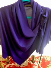 Donna Karan Sweater Purple Size P