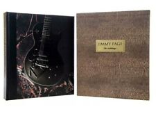 Jimmy Page Anthology Genesis Publications Signed SOLD OUT! Led Zeppelin NEW