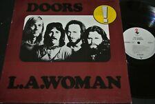 THE DOORS L.A. Woman / German Reissue LP WEA ELEKTRA 42090