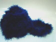 6 ft Marabou Boa Navy Blue 15 grams Feathers Dress Up Costumes