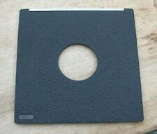 genuine Toyo field  5x4  45A copal & compur  0 fit   lens board 110mm square