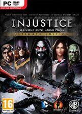 Injustice - Les dieux sont parmi nous - Ultimate Edition sur PC SOUS BLISTER