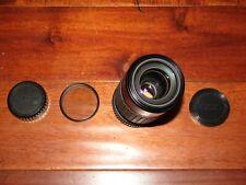 Sigma 75-210mm f3.5-4.5 MC Zoom-KIII Pentax PK/A mount Full Frame Zoom Lens