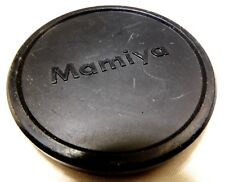 Mamiya 55mm Slip on Front Cover Lens Cap Sekor C   Free Shipping US