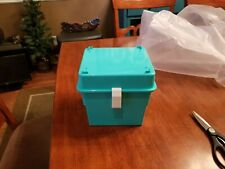 New listing Epak 150mm Process Wafer Storage Box - New - Double Bagged - Green