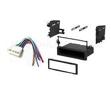 Car Stereo Single DIN Dash Kit And Wire Harness Chevrolet Aveo Daewoo Suzuki