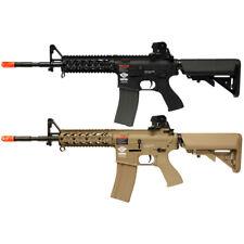 G&G Combat Machine CM16 Raider-L RIS AEG Electric Airsoft Rifle