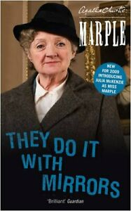 (Good)-They Do It With Mirrors (Miss Marple) (Paperback)-Christie, Agatha-000731