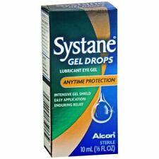 Systane Liquid GEL Lubricant Eye Drops 10ml