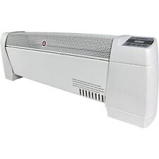 OPTIMUS BASEBOARD CONVECTION HOME OFFICE HEATER w/ DIGITAL DISPLAY & THERMOSTAT