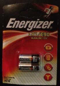Energizer LR1/E90 2 piles / Alkaline batteries / Batterien 1,5V AM5 MN9100 4001