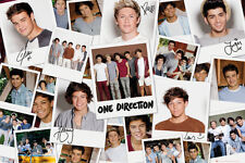 One Direction - Polaroids Poster Print, 36x24
