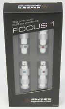 Oyaide FOCUS 1 XLR connector (4) pcs from Japan