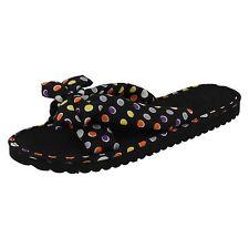 Flip Flops Spot On Textile Shoes for Women