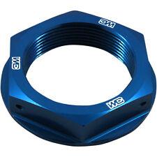 Works Connection Steering Stem Nut Bolt Blue Honda CR125 CRF250 CRF450 342476