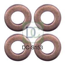 Fiat Brava 1.9 JTD Bosch Common Rail Diesel Injector Washers / Seals Pack of 4