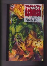 1994 Marvel Select Tales to Astonish Comic Book Vol. 3 #1 Hulk, Hank Pym, Wasp