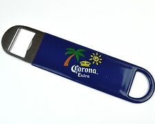 Grande Corona Birra USA Apribottiglie Bar Tool Lettore Apri Palma sole Logo